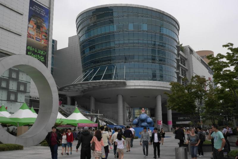 Yongsan Bahnhof, der