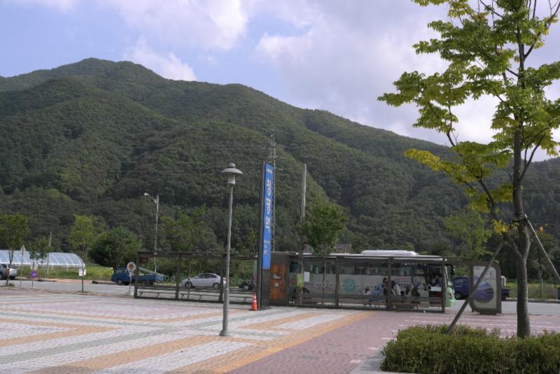 Wohl der schnellste Bus in und um Seoul...