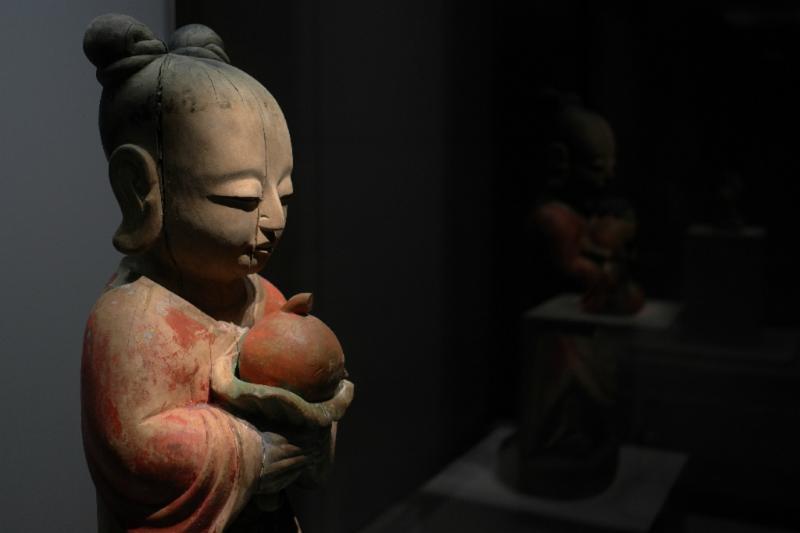 Altbuddhistische Kunst vom Feinsten