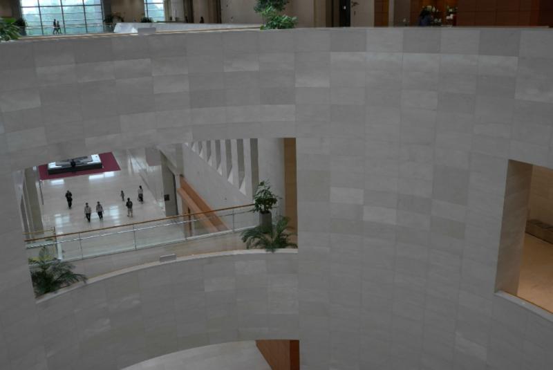 Noch ein Blick vom 3.Stock