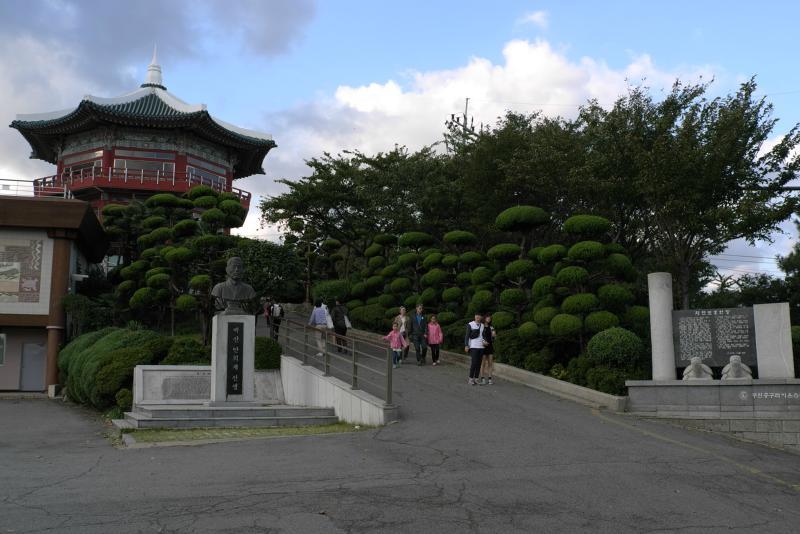Pavillon am Turm
