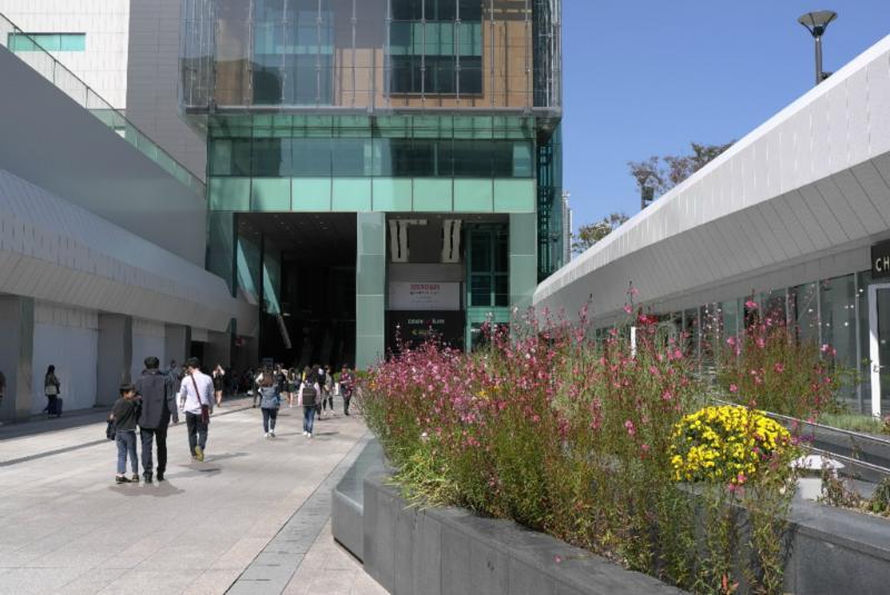 Coex-Shopping Mall - noch im Umbau