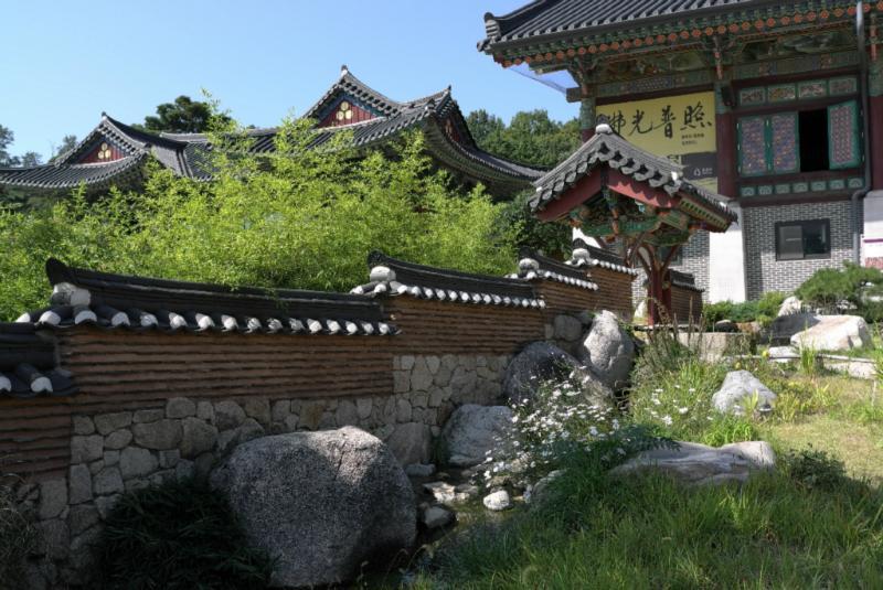 der schönst Tempel in der Stadt