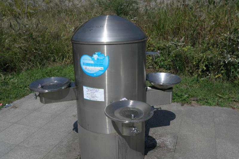 Wasserspender-gute Idee!
