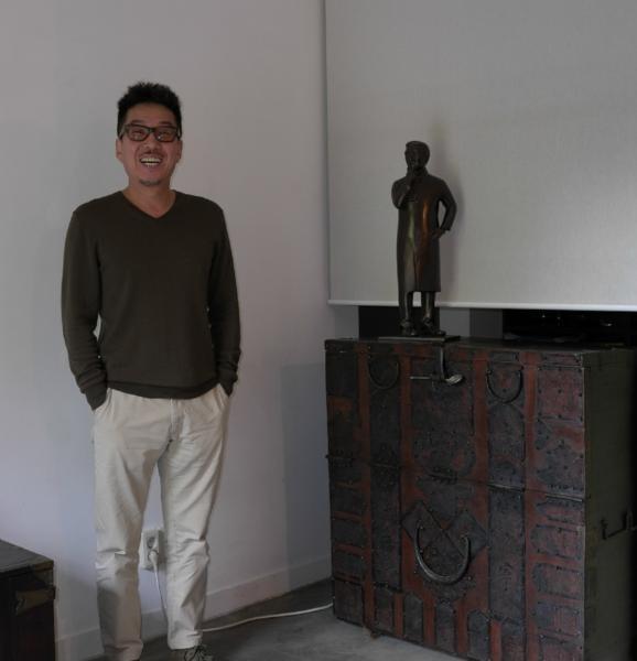 Galerie Directorr Kim Tai Kyun