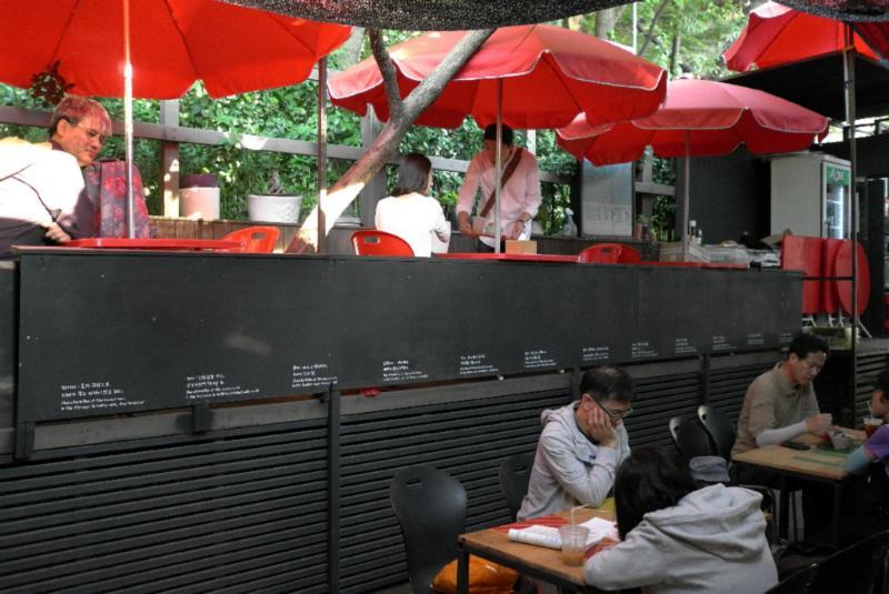 Cafe und Galerie