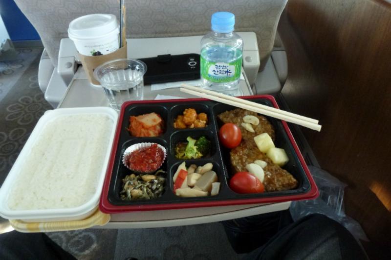 9 Euro: Essen im Zug