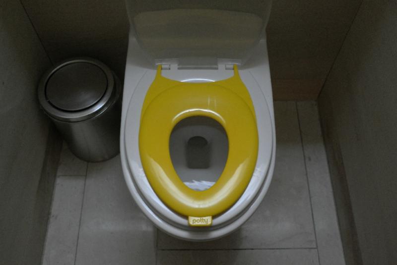 Gelb benutzen die Kleinen!
