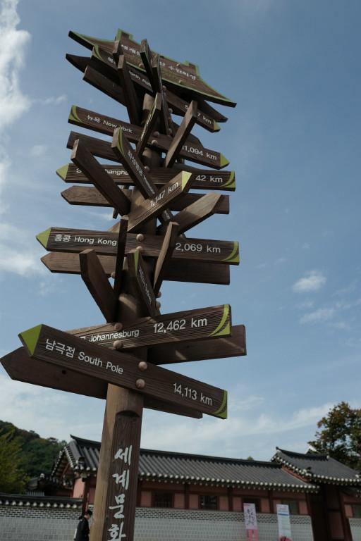 Alle Wege führen nach Suwon?!
