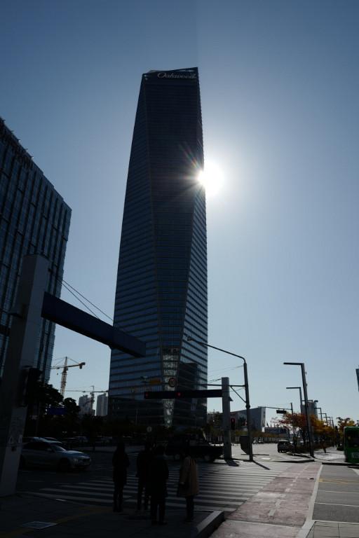 Der NEAT Tower - Büros und ein Hotel