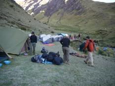 erster Campsite