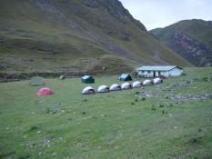 zweiter Campsite