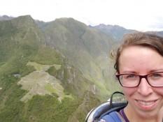 the real Machu Picchu