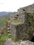 auf dem Wayna Picchu