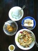 einige Gerichte