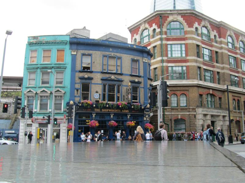Pub nahe London Bridge Station
