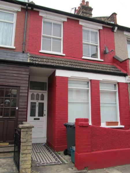 Mein Haus, meine Strasse, mein Tottenham