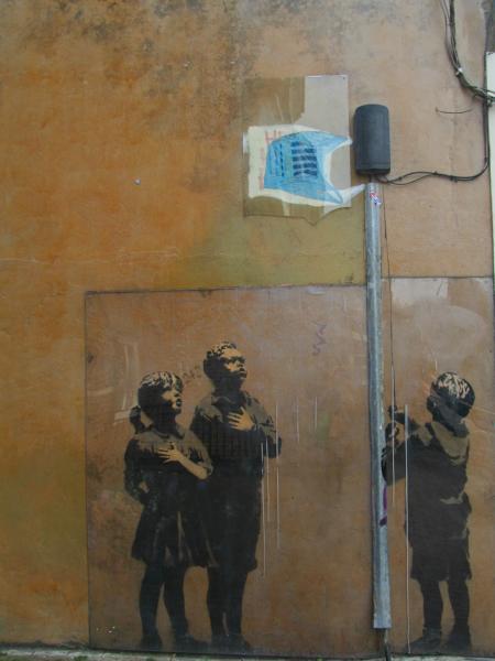 Banksy (Angel Station)