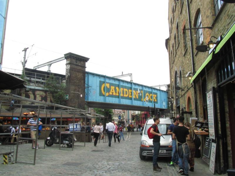 Markt in Camden Town