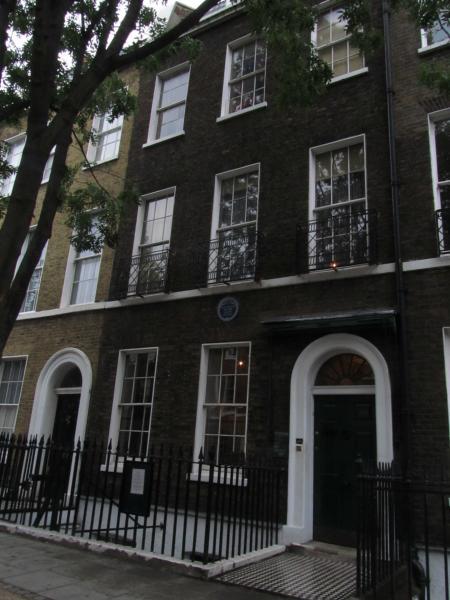 Nr. 48: Charles Dickens Museum