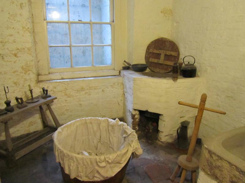 Wash-House - Waschzimmer