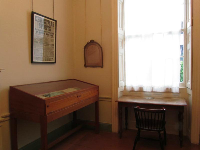 The Study - Arbeitzimmer