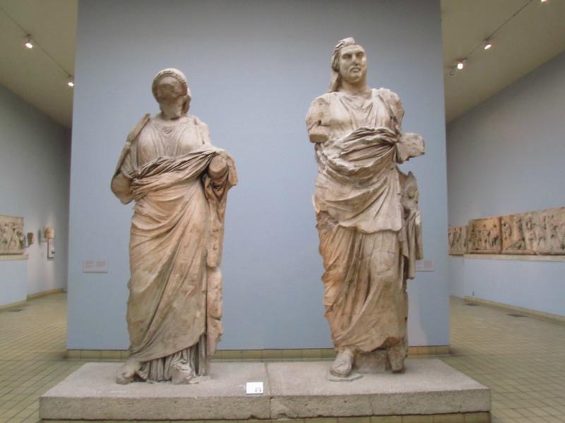 römische Skulpturen