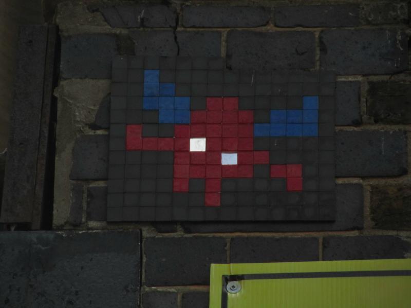 Street Art fuer Drushkie!