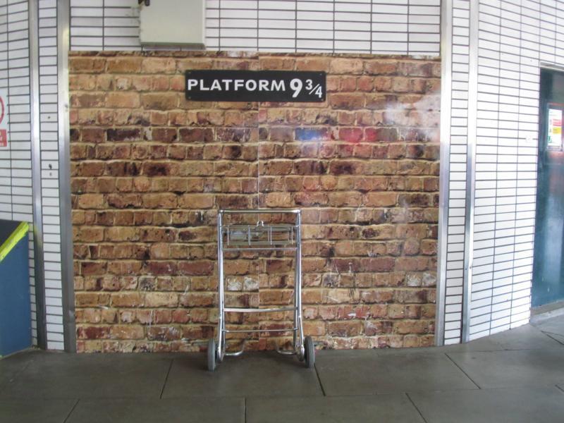 Touristenattraktion, nicht wirklich like Harry Potter!