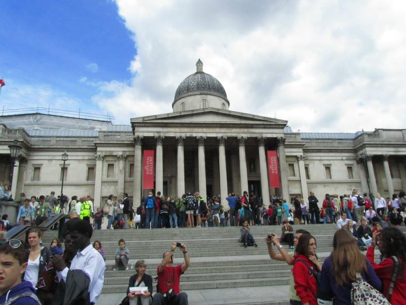 The National Gallery (kostenlos)