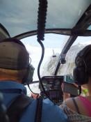 Im Helikopter