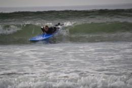 ..und nochmal surfen!