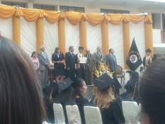 Diplomübergabe ;)