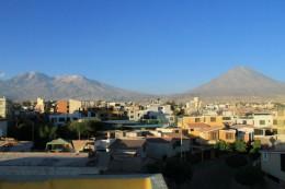 Arequipa Ende November - so schön :)