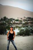 Vor Huacachina