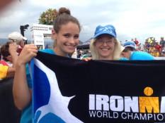 Ironman ( Übrigens hat ein Deutscher gewonnen ! )
