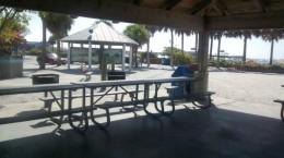 Öffentliche Picknick-Area