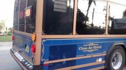 Hybrid-Bus
