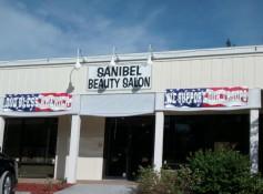 Patriotischer Beauty-Salon