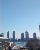 Blick auf den East River